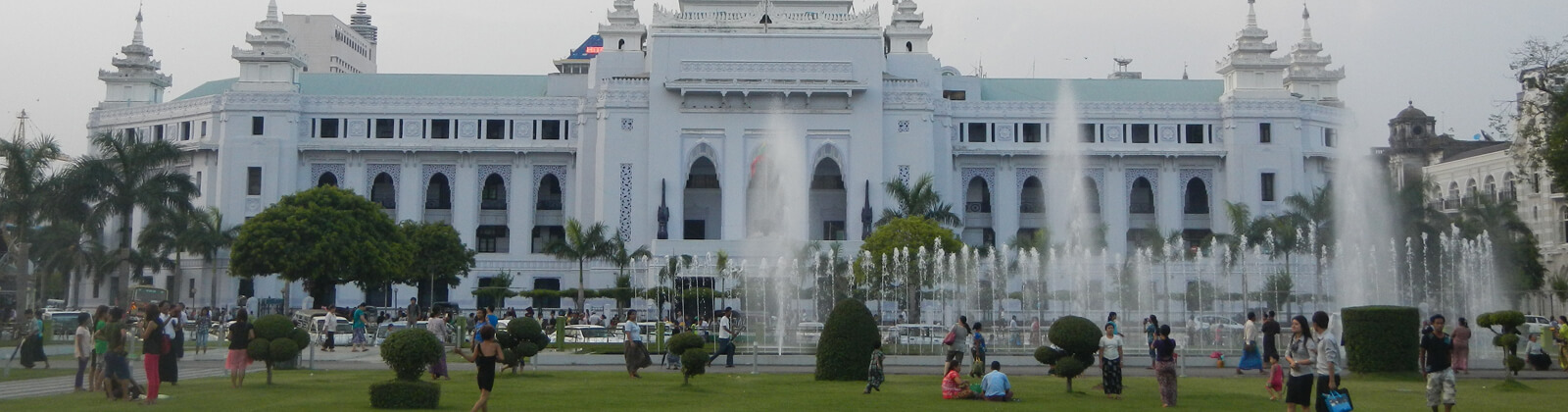 Yangon Weather