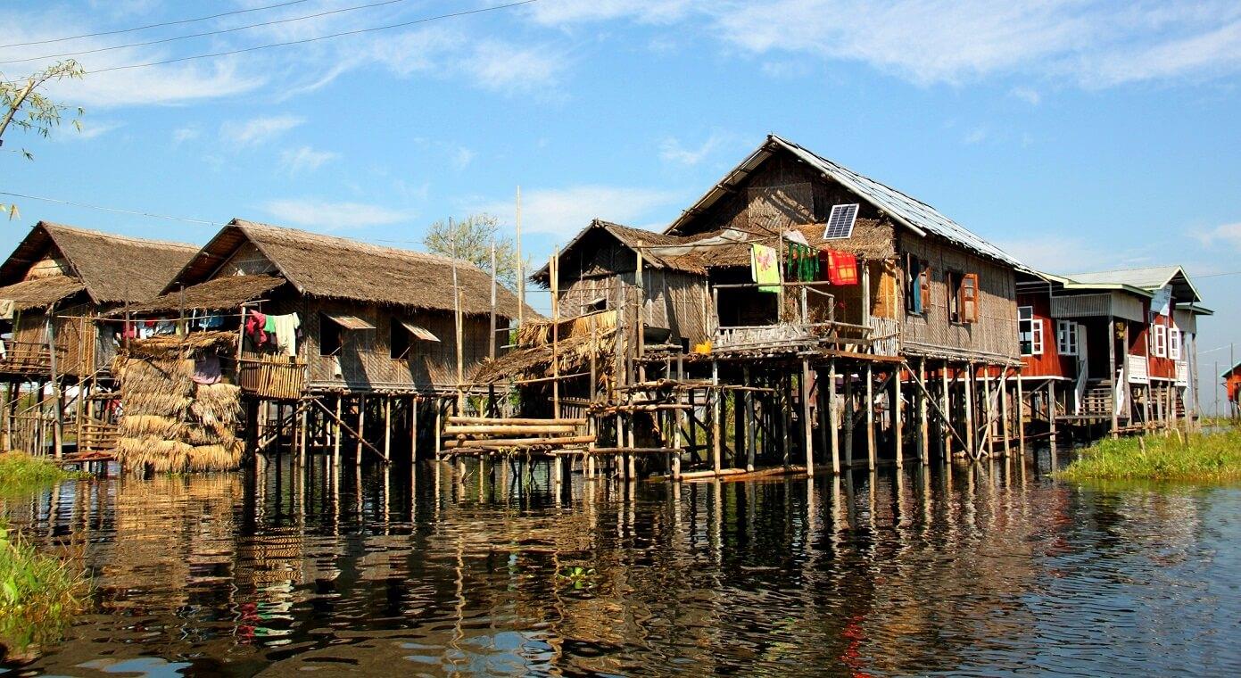 Inle Lake Boat Tour 2