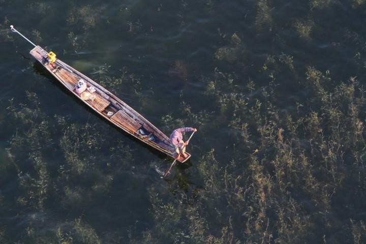 Inle Lake Balloon and boat trip 5