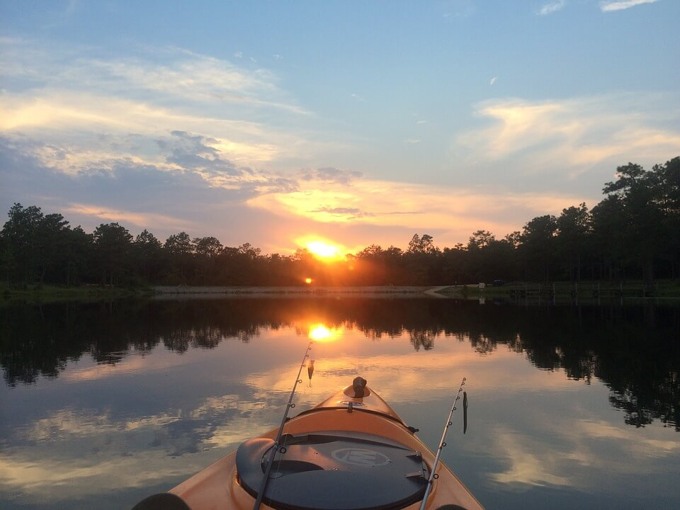 Inle Lake Kayaking tour 2