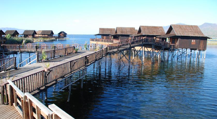 Golden Island Cottages I Nampan Inle Lake Myanmar