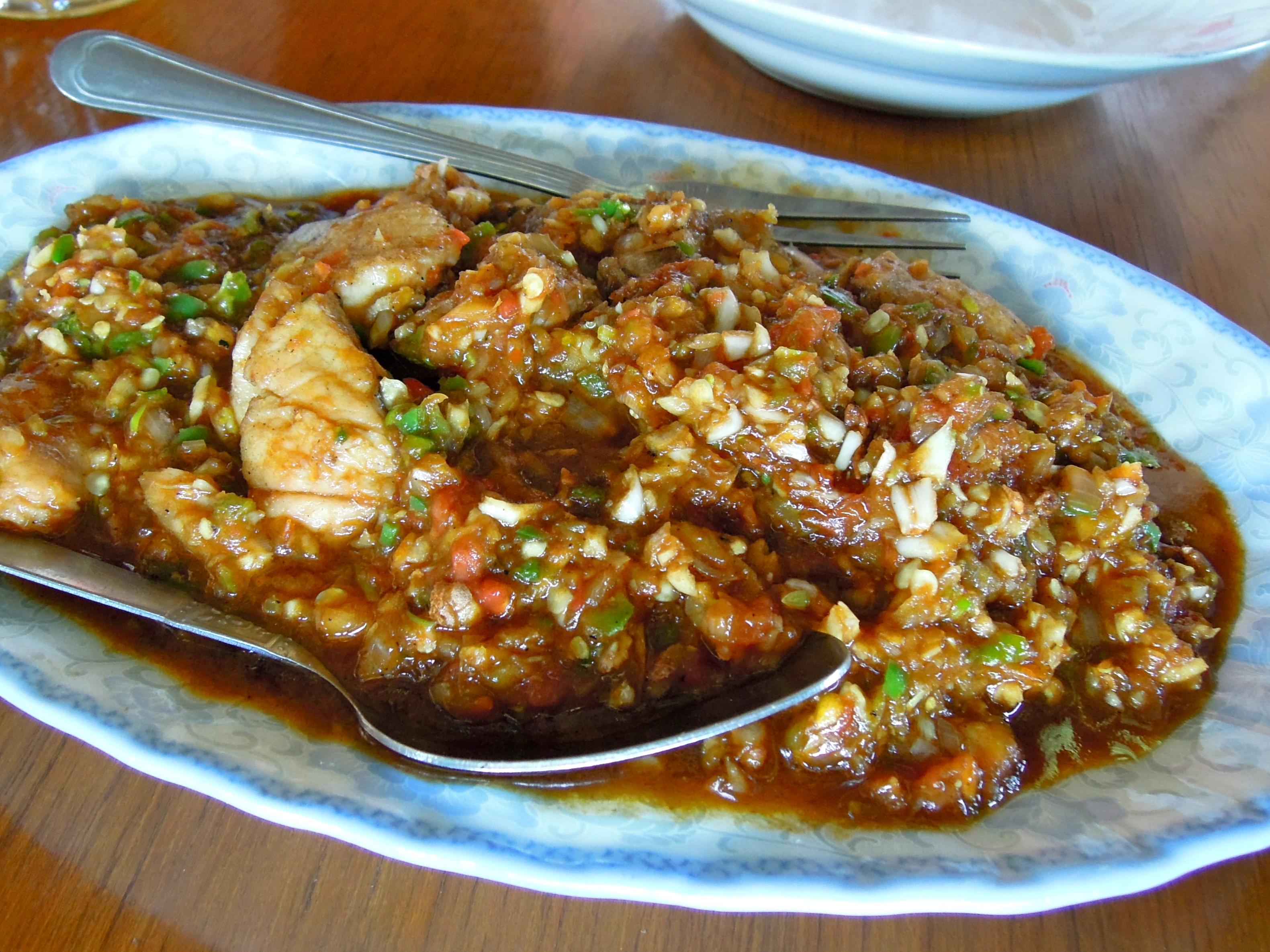 Inle Lake Cuisine