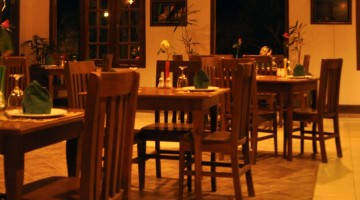 Inle Lake Restaurants